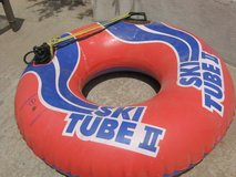 inflatable ski tube in Alamogordo, New Mexico