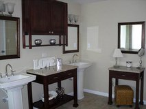 Bathroom Cabinets in Bellaire, Texas
