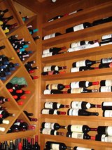 Wine Racks in Bellaire, Texas