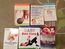 Pregnancy books in Okinawa, Japan