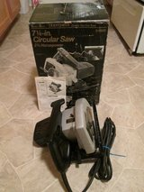 "**Craftsman 7 1/4"" Circular Saw, 2 3/4 Horsepower, Mdl 315.109250, EC in Glendale Heights, Illinois"
