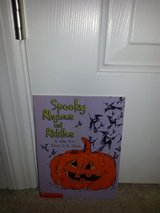 Spooky Rhymes and Riddles book in Camp Lejeune, North Carolina