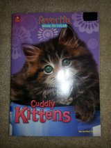 NEW Cuddly Kittens Coloring book in Camp Lejeune, North Carolina