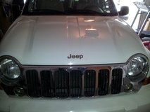 Jeep Liberty in Fort Riley, Kansas