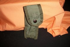 Old Style OD Green Camo Stick Pouch (T=40/7) in Fort Campbell, Kentucky