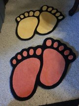 Footprint Decorative.  Rugs in Columbus, Georgia