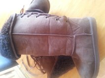 Womans Winter boots Brown in Ramstein, Germany