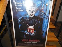 Hellraiser Movie Poster Bram Stoker's Dracula Movie Poster in Algonquin, Illinois