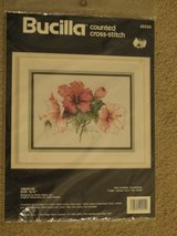 REDUCED--BRAND NEW in SEALED PKG- Bucilla Counted Cross Stitch in Kingwood, Texas