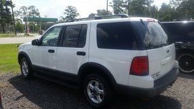 2003 Ford Explorer XLT with 3rd row Seat and Leather in Moody AFB, Georgia