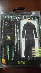 Matrix Halloween Costume -Glasses not Included in Bolingbrook, Illinois