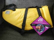 Fido Float medium dog life jacket-new with tags in Elizabethtown, Kentucky