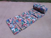Teddy Bear Roll Out Chair/Bed in Clarksville, Tennessee