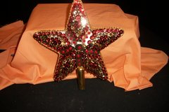Star Christmas Tree Topper (T=43) in Fort Campbell, Kentucky