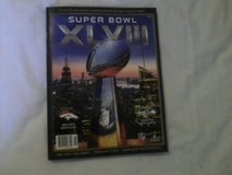 **2014 Super Bowl XLVIII Official Program Seahawks vs. Broncos** NEW in Fort Lewis, Washington