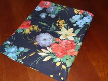 Fabric: Gorgeous Floral Design on Black in Stuttgart, GE