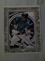 ***** ROBINSON CANO 8x10 Framed Lithograph ***** (NEW) in Fort Lewis, Washington