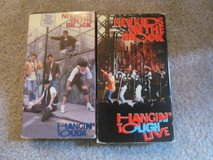New Kids on the Block VHS set in Columbus, Georgia