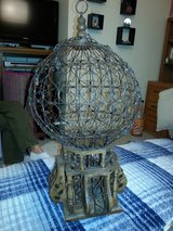 Victorian Style Bird Cage in Ramstein, Germany