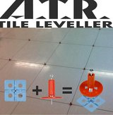 ATR Tile Leveling And Tile Alignment System in Los Angeles, California