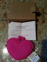 Sweet Heart Silicon Coin Purse in Bolingbrook, Illinois