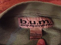 B.U.M. Sweatshirt - sz L in Camp Lejeune, North Carolina