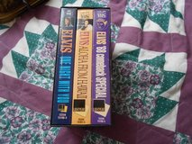 Elvis Concert series vhs collection in Macon, Georgia