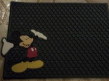 rp4 MICKEY MOUSE RUBBER MAT 16X 13 NEW in Fort Hood, Texas