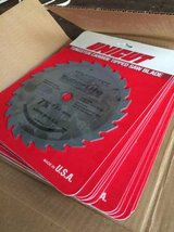 UNICUT Tungsten Carbide Tipped Saw Blades - Pack of 10 in Houston, Texas