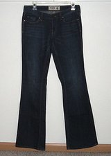 Victoria's Secret  PINK flare jeans womens sz 4r 4 regular 30 w x 33 l long in Morris, Illinois