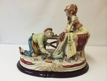 Galli Capodimonte - Cobbler's Dream - Large Figurine Italy #10/100 in The Woodlands, Texas