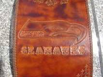 Custom handmade leather items in Tacoma, Washington