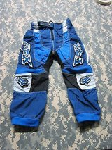 fox racing 180 race motocross dirt bike off road atv child pants size 4/5 cg 18 in Huntington Beach, California