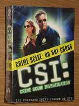 CSI Orig. Seasons 3-4-5-7 in Vista, California