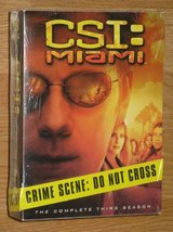 CSI: Miami Seasons 3-4-5 in Vista, California