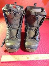 salomon brigade snowboard boots size 6.5 in Huntington Beach, California