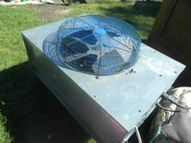 2011 Commercial ice maker condenser in Baytown, Texas
