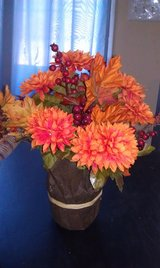 Two large Fall Flower Arrangement in Fort Bragg, North Carolina