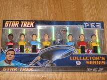 Star Trek Pez Collector's Series in Camp Pendleton, California