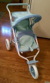 AMERICAN GIRL BITTY BABY TWINS DOUBLE STROLLER in Batavia, Illinois