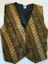 Dressy vest with lots of beading for ladies in Temecula, California
