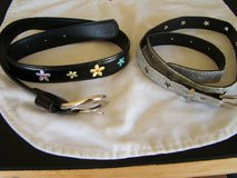 Belts for young girls (new!) in Temecula, California
