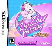 magical zhuzhu princess: carriages & castles  (nintendo ds, 2011) in Cary, North Carolina