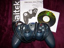SAITEK P880 Dual Game Pad in Cherry Point, North Carolina