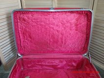 """Red American Tourister Suitcase $18""""The Back Forty"""", Adel in Moody AFB, Georgia"""