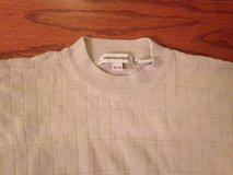 Men's Tan Sweater - sz XL in Camp Lejeune, North Carolina