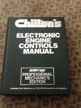 chilton's electronic engine controls manual by dean morgantini and david h.... in Palatine, Illinois