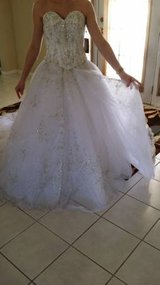 ** Wedding Dress ** NEW - Never Worn in Plainfield, Illinois