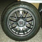 TIRES---Like New in Westmont, Illinois