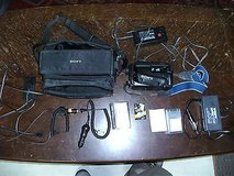 Sony Handycam CCD-TR7/Additional Accessories For Parts Charger SS 37 in Huntington Beach, California